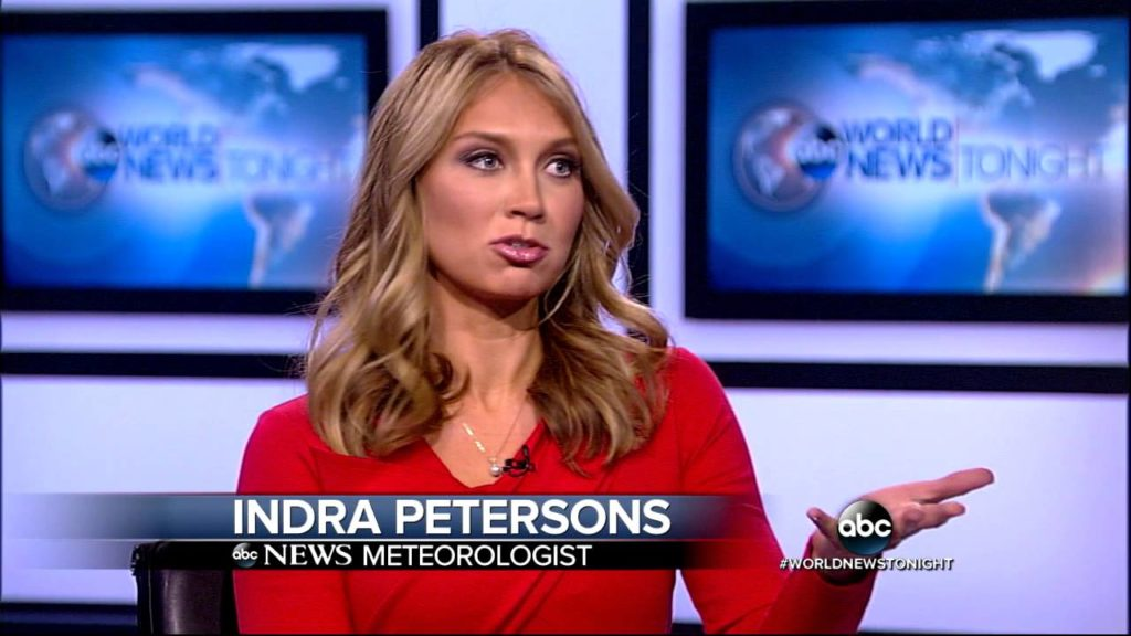 Female Weather Reporters Whose Smiles Could Make Our Day Better