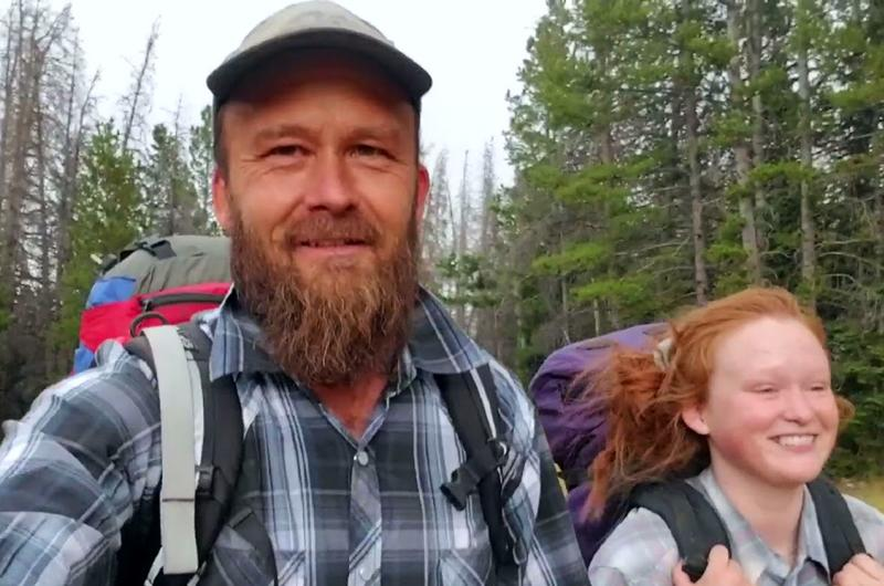 Hiker Calls Out For His Missing Daughter But A Strange Voice Calls Back