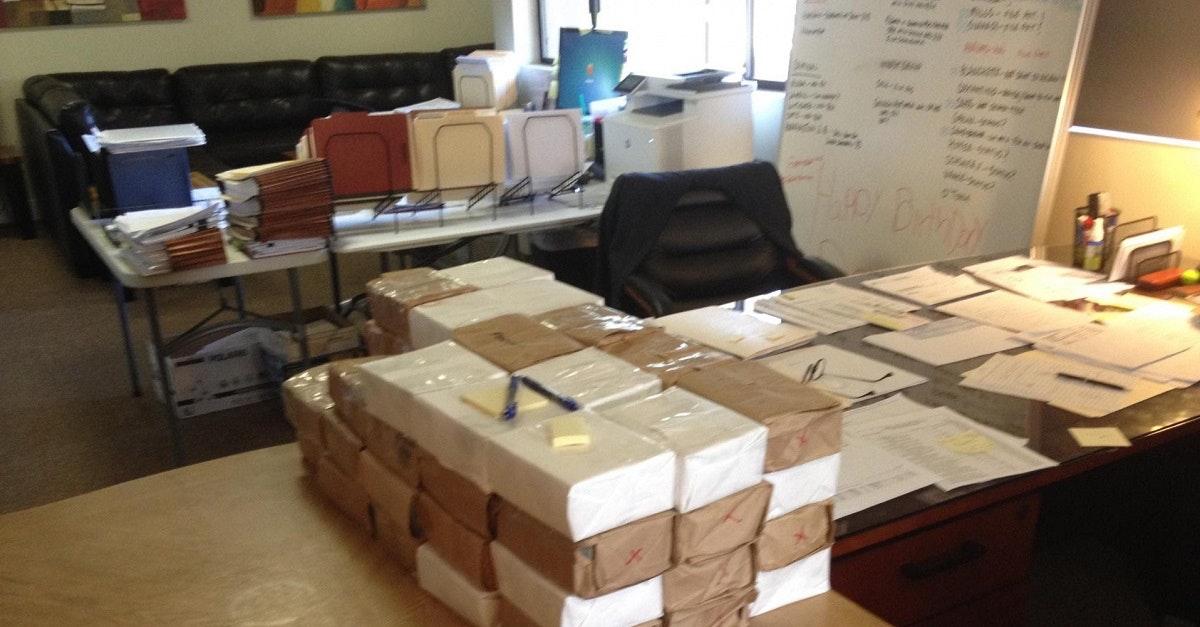 Man Finds Safe With $7.5M Inside $500 Storage Unit
