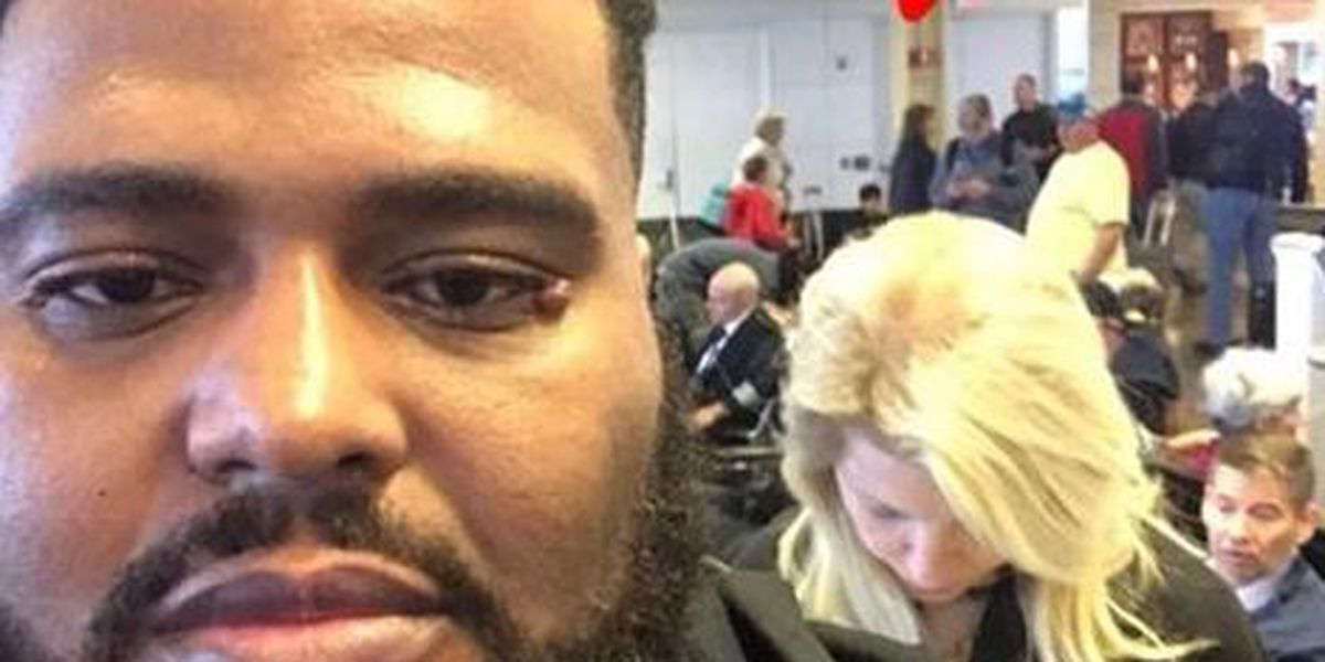 Woman Refuses To Let Man Board First Class, Regrets It When She Hears Remark